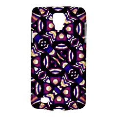 Colorful Tribal Pattern Print Samsung Galaxy S4 Active (i9295) Hardshell Case by dflcprints