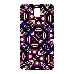 Colorful Tribal Pattern Print Samsung Galaxy Note 3 N9005 Hardshell Back Case by dflcprints