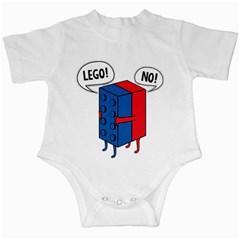 Lego Infant Creeper by NEWSHIRTS