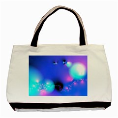 Love In Action, Pink, Purple, Blue Heartbeat 10000x7500 Classic Tote Bag by DianeClancy