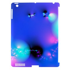 Love In Action, Pink, Purple, Blue Heartbeat 10000x7500 Apple Ipad 3/4 Hardshell Case (compatible With Smart Cover) by DianeClancy