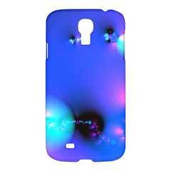 Love In Action, Pink, Purple, Blue Heartbeat 10000x7500 Samsung Galaxy S4 I9500/i9505 Hardshell Case by DianeClancy
