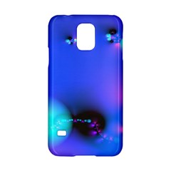 Love In Action, Pink, Purple, Blue Heartbeat 10000x7500 Samsung Galaxy S5 Hardshell Case  by DianeClancy