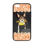 I Love My Chihuahua 5/5S soft edge Hardshell case - Apple iPhone 5/5S Soft Edge Hardshell Case
