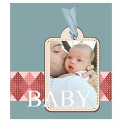 Baby By Baby   Drawstring Pouch (small)   Iosv4bdw4mym   Www Artscow Com Back