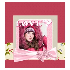 Love By Ki Ki   Drawstring Pouch (large)   6ojpy346yc64   Www Artscow Com Back