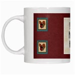 Ode to Autumn Mug - White Mug