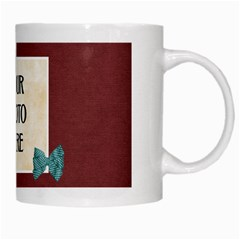 Ode To Autumn Mug By Lisa Minor   White Mug   Xqcpb5h8cyl0   Www Artscow Com Right