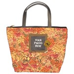 Ode to Autumn Bucket Bag