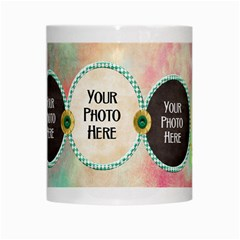 Lively Mug By Lisa Minor   White Mug   0s4calh9o59n   Www Artscow Com Center