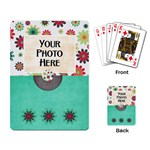 Lively Playing Cards - Playing Cards Single Design