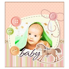 Baby By Baby   Drawstring Pouch (large)   Ckpehv8eak9u   Www Artscow Com Back