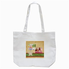 Baby By Baby   Tote Bag (white)   Jt329d6ks25g   Www Artscow Com Back