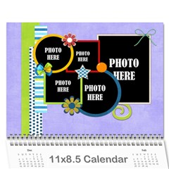 2015 Calendar Mix 1 By Lisa Minor   Wall Calendar 11  X 8 5  (12 Months)   Dkq0ogq1e0gj   Www Artscow Com Cover