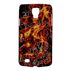 On Fire Samsung Galaxy S4 Active (i9295) Hardshell Case by dflcprints