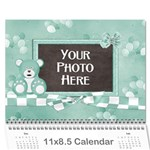2015 Watch Me Grow-Boy Calendar - Wall Calendar 11  x 8.5  (12-Months)