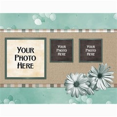 2015 Watch Me Grow Boy Calendar By Lisa Minor   Wall Calendar 11  X 8 5  (12 Months)   7ai7qxjbjg9q   Www Artscow Com Month
