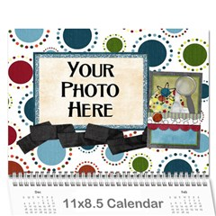 2015 Learn Discover Explore Calendar By Lisa Minor   Wall Calendar 11  X 8 5  (12 Months)   Ws8d5tumfhaw   Www Artscow Com Cover