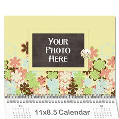 2015 Calendar Mix By Lisa Minor   Wall Calendar 11  X 8 5  (12 Months)   Xfis9fh0kdhb   Www Artscow Com Cover
