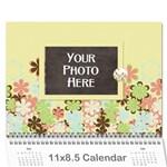 2015 Calendar Mix - Wall Calendar 11  x 8.5  (12-Months)