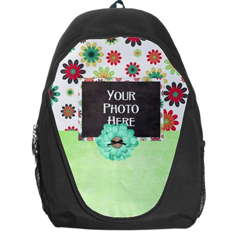 Lively Backpack By Lisa Minor   Backpack Bag   Jlwgdjm03plg   Www Artscow Com Front