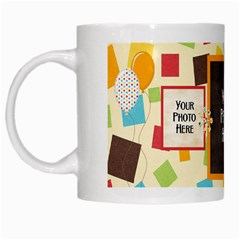 May I? Mug By Lisa Minor   White Mug   0uek8a6vscxb   Www Artscow Com Left