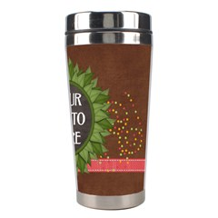 May I? Travel Tumbler By Lisa Minor   Stainless Steel Travel Tumbler   Dqjag1hw3cow   Www Artscow Com Right