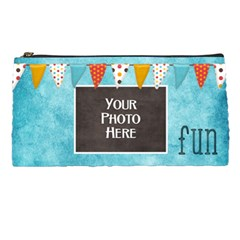 May I? Pencil Case By Lisa Minor   Pencil Case   E7jmlskmcmdc   Www Artscow Com Front