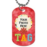 May I? Dog Tag - Dog Tag (One Side)