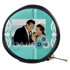 Wedding By Wedding   Mini Makeup Bag   Zz025ifsh1m0   Www Artscow Com Front