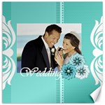 wedding - Canvas 20  x 20