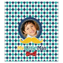Drawstring Pouch (m): Little Man By Jennyl   Drawstring Pouch (medium)   Xxworndn9cho   Www Artscow Com Back