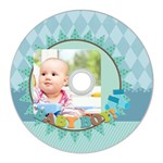 baby - CD Wall Clock