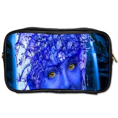 Water Nymph Travel Toiletry Bag (one Side) by icarusismartdesigns