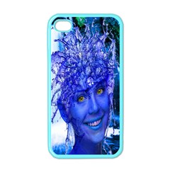 Water Nymph Apple Iphone 4 Case (color)