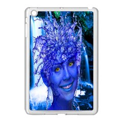 Water Nymph Apple Ipad Mini Case (white) by icarusismartdesigns
