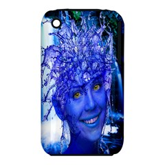 Water Nymph Apple Iphone 3g/3gs Hardshell Case (pc+silicone) by icarusismartdesigns