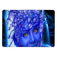Water Nymph Samsung Galaxy Tab 10 1  P7500 Flip Case by icarusismartdesigns