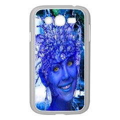 Water Nymph Samsung Galaxy Grand Duos I9082 Case (white) by icarusismartdesigns