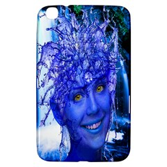 Water Nymph Samsung Galaxy Tab 3 (8 ) T3100 Hardshell Case  by icarusismartdesigns