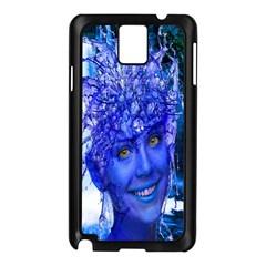 Water Nymph Samsung Galaxy Note 3 N9005 Case (black)