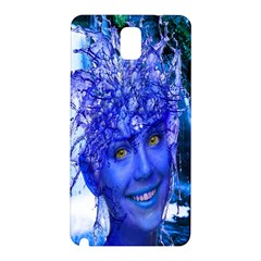 Water Nymph Samsung Galaxy Note 3 N9005 Hardshell Back Case by icarusismartdesigns