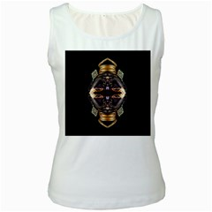 African Goddess Women s Tank Top (white)