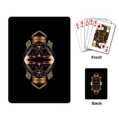 African Goddess Playing Cards Single Design by icarusismartdesigns