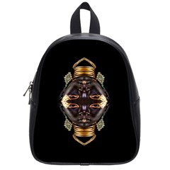 African Goddess School Bag (small)