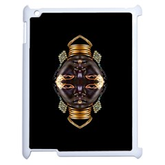 African Goddess Apple Ipad 2 Case (white) by icarusismartdesigns