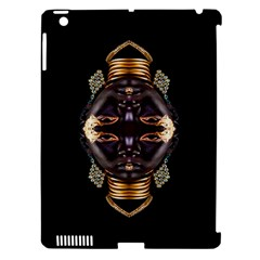 African Goddess Apple Ipad 3/4 Hardshell Case (compatible With Smart Cover) by icarusismartdesigns