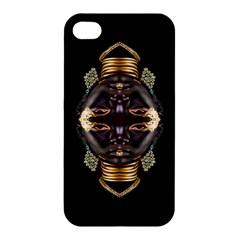 African Goddess Apple Iphone 4/4s Premium Hardshell Case by icarusismartdesigns