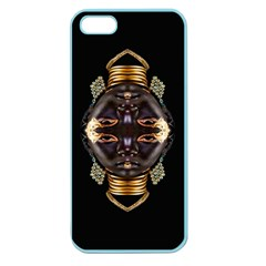 African Goddess Apple Seamless Iphone 5 Case (color) by icarusismartdesigns