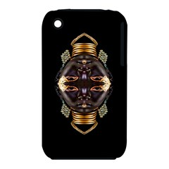 African Goddess Apple Iphone 3g/3gs Hardshell Case (pc+silicone) by icarusismartdesigns